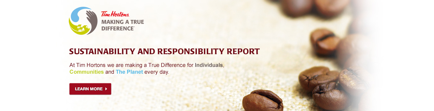 Sustainability and Responsibility Report