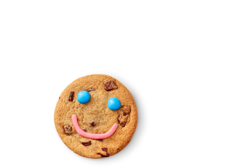A Smile Cookie