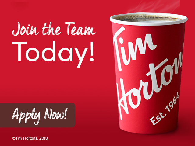 Join the Team Today!