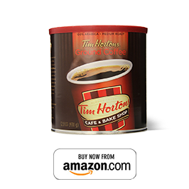 Tim Horton's Ground Coffee, Premium Blend